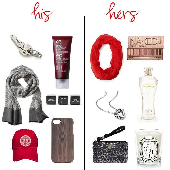 His/Hers Valentine's 2014