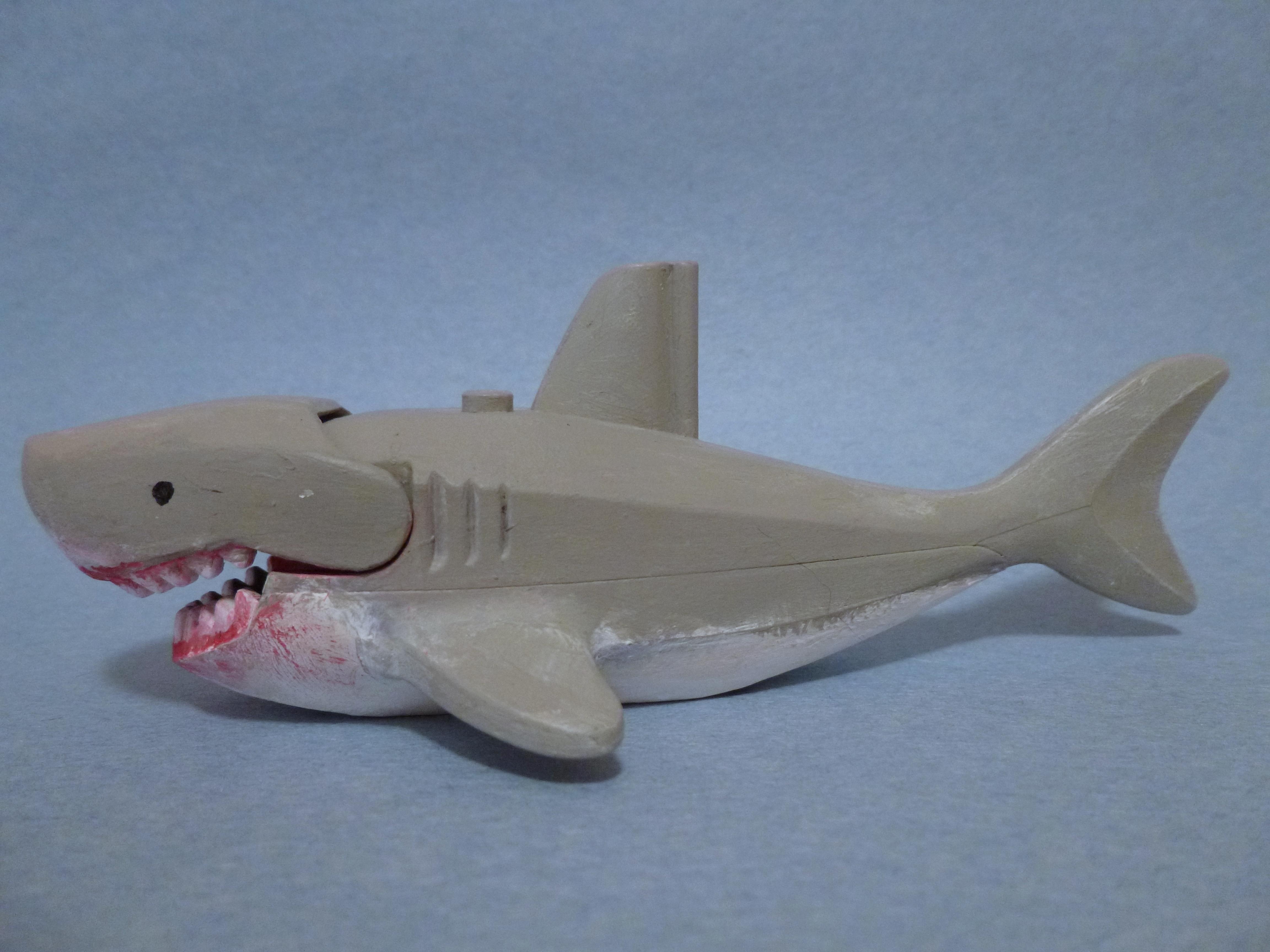 Лего акула картинки