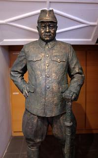 Lieutenant General Yamashita Tomoyuki