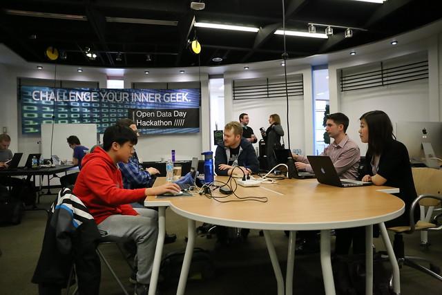 International Open Data Day Hackathon