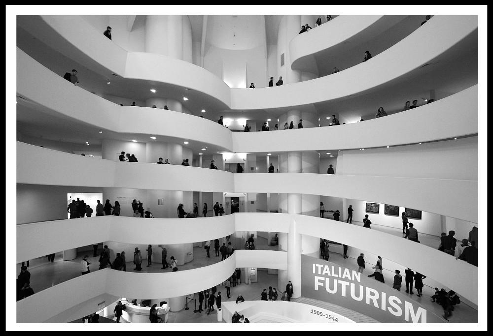 Solomon R. Guggenheim Museum [1959]- New York