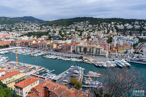 Nice Harbor, France