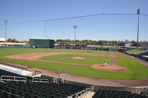 Inside Hammond Stadium 2