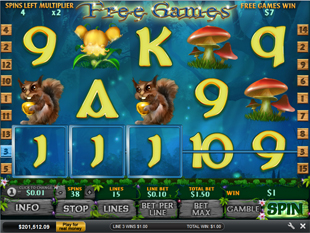 Fairy Magic Gamble Feature