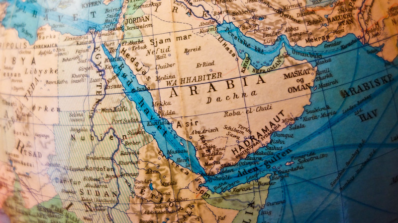 Middle East - Photo credit: Magh via Foter.com / CC BY-NC