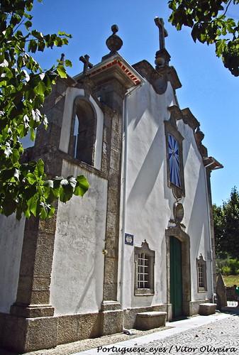 Capela de Nossa Senhora da Saúde - Cunha Alta - Portugal