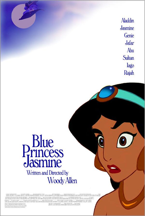 Alladin + Blue Jasmine