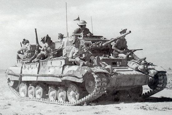 San valentín MKIII tanque