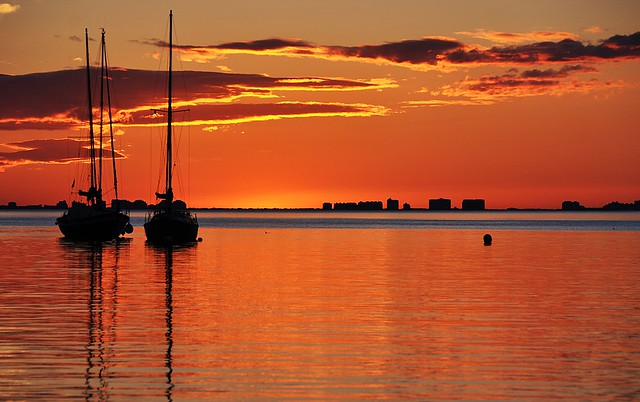 Mar Menor ...