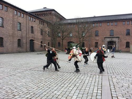 2014-03-16 - Medieval Battle