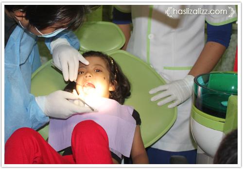 13198847663 d382650026 o kisah abang dan adik Jumpa doktor gigi