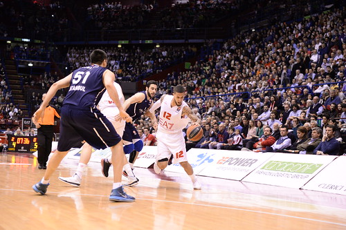 It's all heart, all Olimpia: 76-69