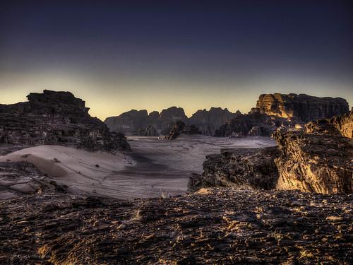 bridge mountains rock sand sandstone rocks desert wadirum jordan granite aqaba valleyofthemoon rockbridge nabateans