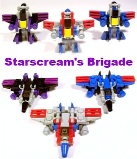 Starscream's Brigade (Mico-Mood Scale)