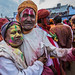 celebration during the lathmar holi festival by anthony pappone photographer