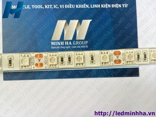 LED Dây Dán 5050 SMD ( 60Led/m ) Mầu Đỏ