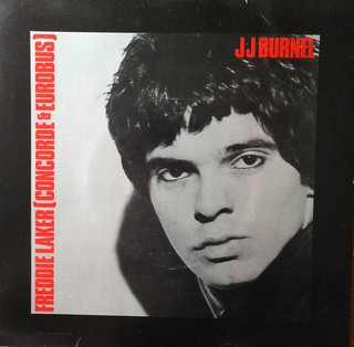 "Jean Jacques Burnell / Freddie Laker 7"" Single 45 rpm Vinyl Record"