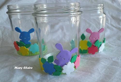 vasetti di vetro per maestre
