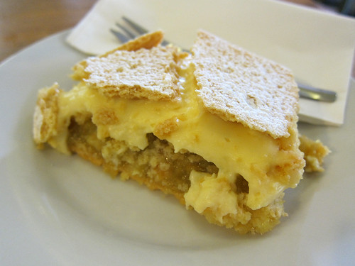 Cheese and Apple Slice
