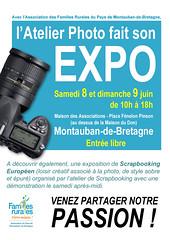 Affiche Expo Juin 2013 - Photo of Saint-Jouan-de-l'Isle