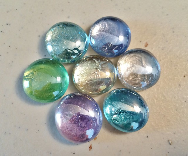Color Glass Marble : Colored glass marbles i can make this