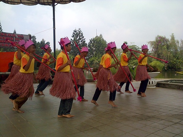 Papua Dance