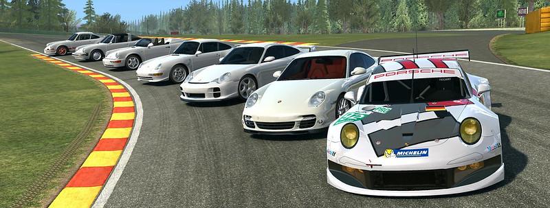 Electronic Arts Porsche