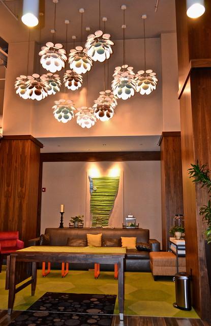 lobby - Hilton Garden Inn Burlington, Vermont