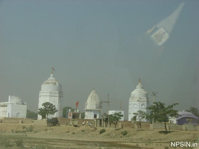 New innovation is under construction in Baba Bateshwarnath Dham