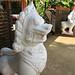 Cambodian Lion Sculpture