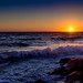 Cape Cod Sunseting by LuAnn Hunt