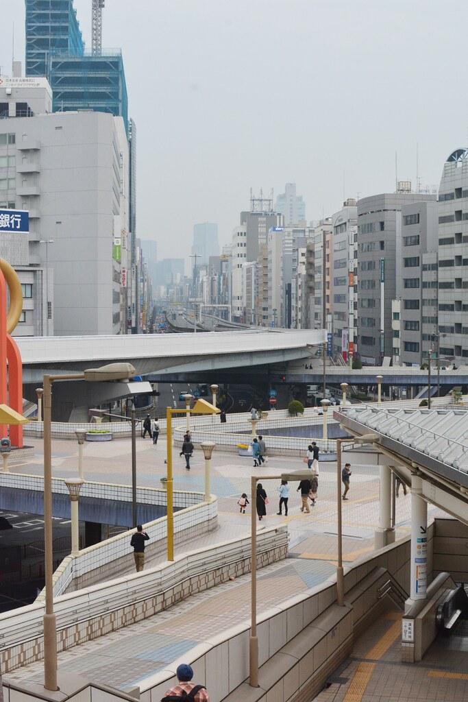 Ueno plaza