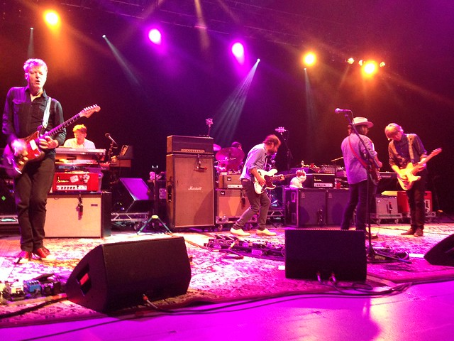 Wilco, Greek Theatre, 08-05-15