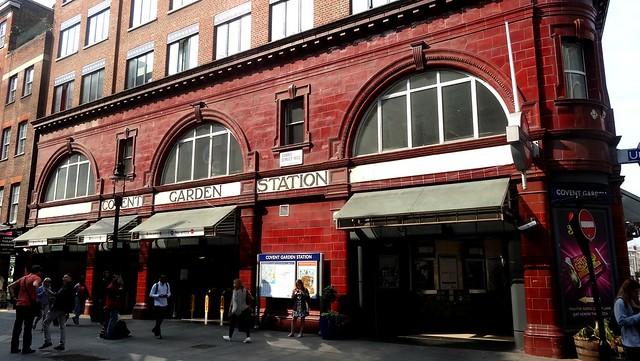[48375] London - Covent Garden Station