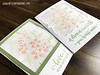 Penny Black inc. - White Embossing & Watercolor on Velum