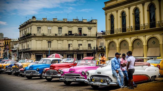 Taxi Habana