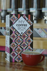 Caja MyCoffeeBox Mar 2017