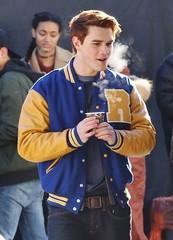 KJ Apa Archie Andrews Riverdale Jacket