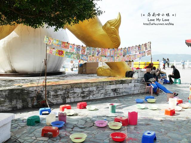 基隆景點一日遊中正公園大佛廣場 (18)