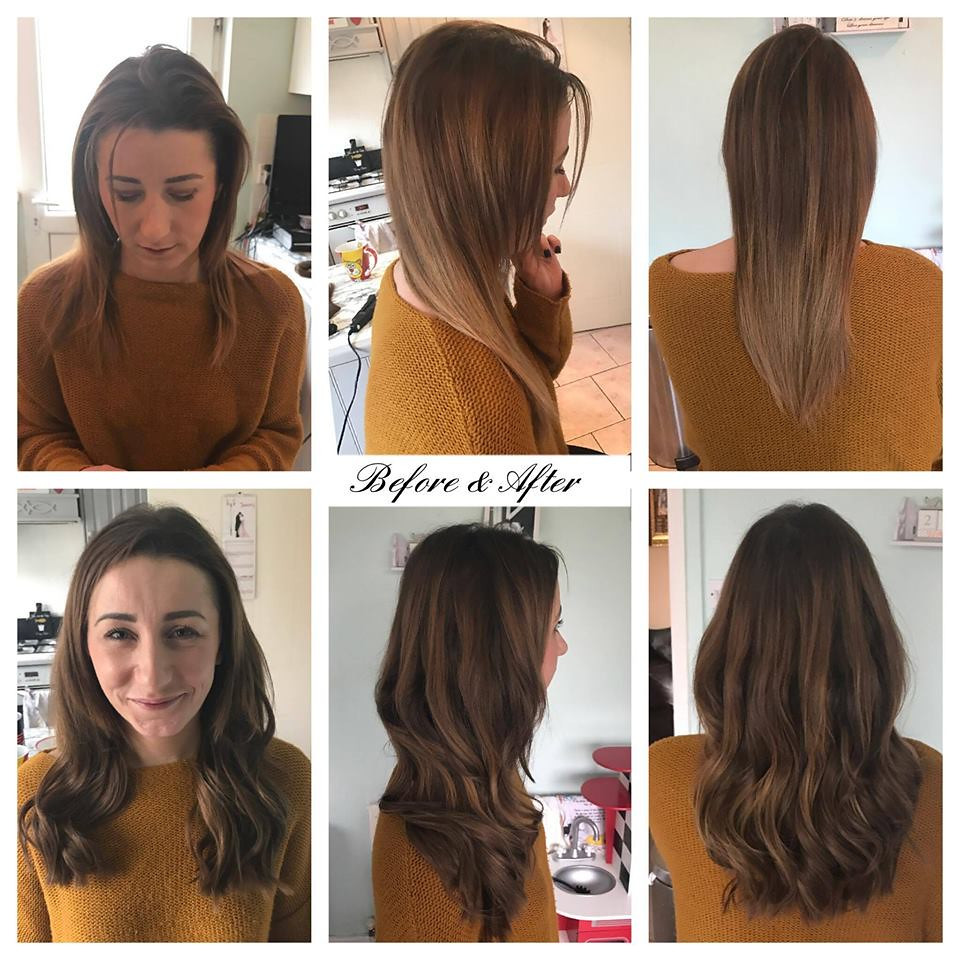 Hair Extension Training Courses Manchester    - Belle Academy