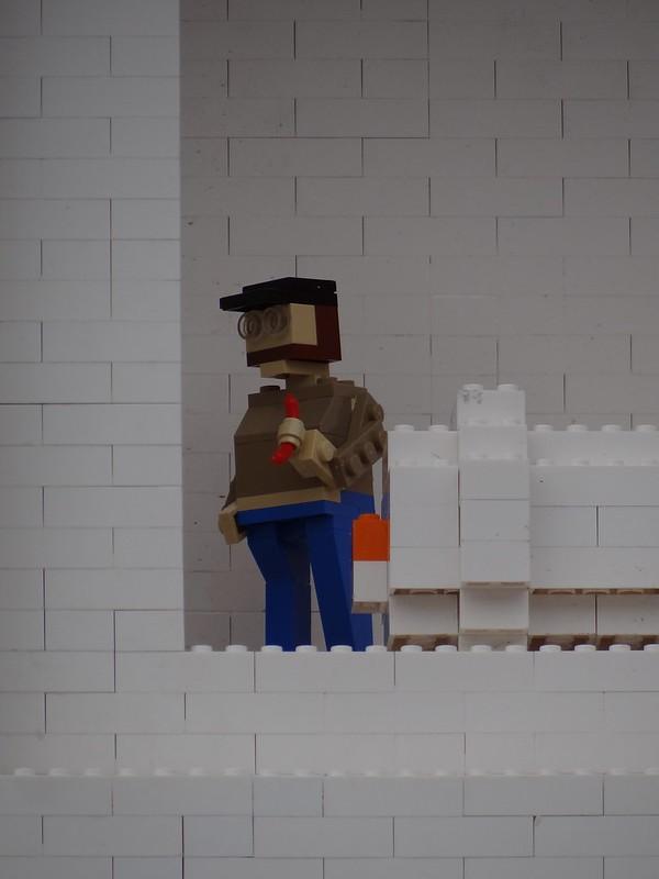Największy statek z klocków Lego 10