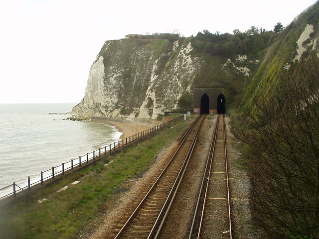 Shakespeare Cliffs at Dover