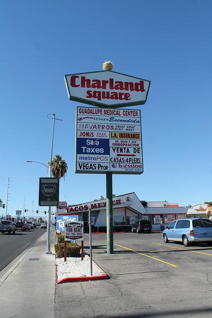 Charland Square