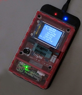 DIY: Qi Wireless Charged transistor tester