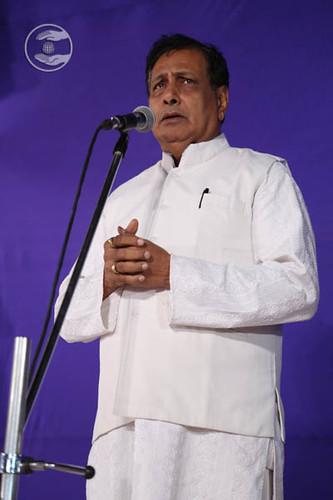 Umesh Desai from Goa, expresses his views