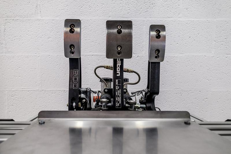 SIMTAG Hydraulic Pedal System