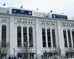 2017 Yankees Home Opener at Yankee Stadium, The Bronx, New York City