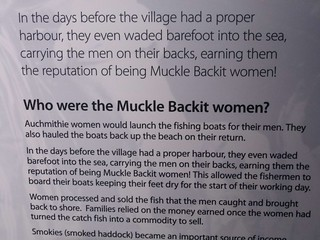 Muckle Backit