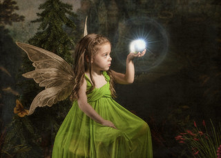 Emma, Enchanted Fairy