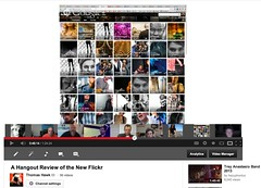 A Hangout Review of the New Flickr